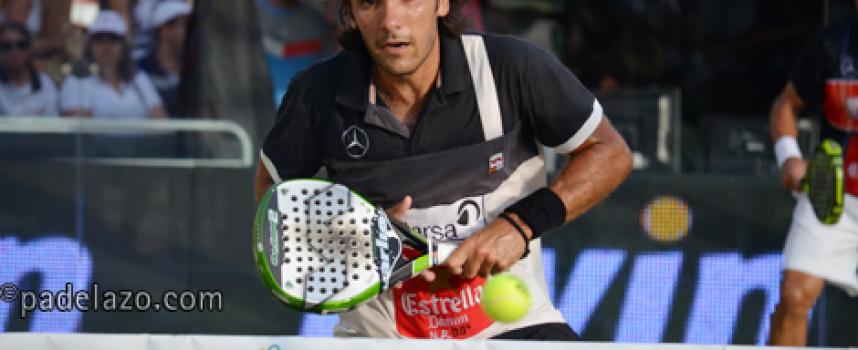 Pablo Lima y Juani Mieres alcanzan en Fuengirola su quinta final del PPT en 2012