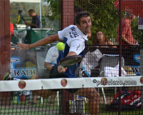 portada Raul Diaz 2 padel 1 ronda PPT Fuengirola 2012 Higueron