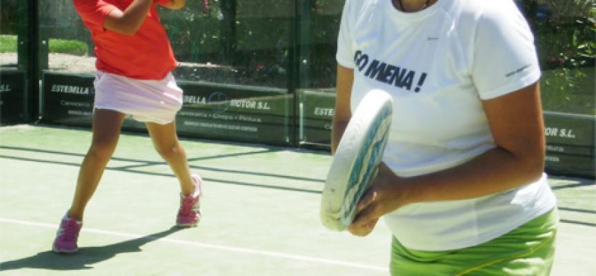 Más de un centenar de parejas vence al calor en el I Torneo Campeón Bullpadel en Marbella