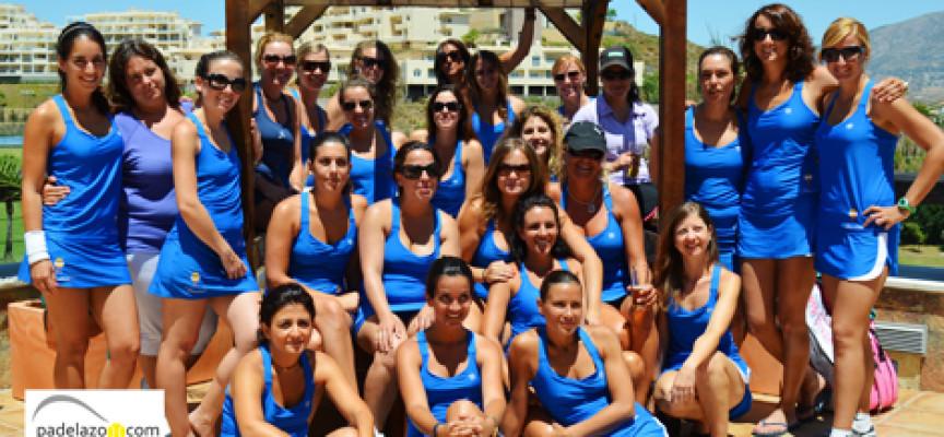 La Liga Femenina Individual de Pádel Costa del Sol se hace mayor en su segunda temporada