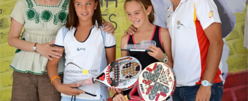 Cinco perlas del pádel de Málaga brillan en lo más alto del Campeonato de España