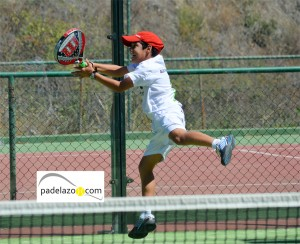 Alex Ramillete 7 padel 4 masculina torneo negocios estepona club tenis septiembre 2012