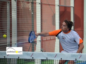 Javier Ruiz 2 padel 3ª masculina torneo hipema los boliches septiembre 2012