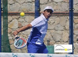 Manolo Gomez 6 padel 1 masculina torneo clinica dental plocher los caballeros septiembre 2012
