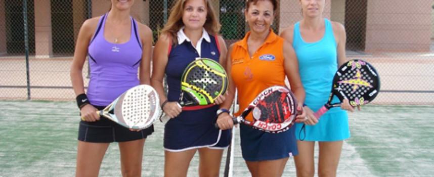 La Liga Femenina Padelazo avanza imparable hacia su tercera ronda