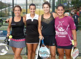 Mucho pádel y más corazón en el Torneo FMAEC del club El Candado