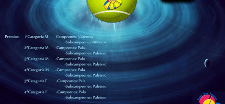 Aplazado el Torneo de Pádel Aniversario Racket Club Fuengirola al mes de noviembre