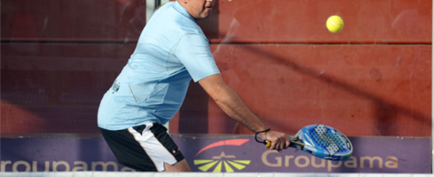 La tenacidad de José Marmolejo y Tony Fernández les encumbra en el VI Torneo Hipema de Los Boliches