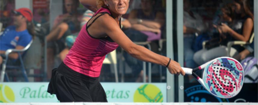 El club Los Boliches vibra con el pádel en su gran clásico de la temporada