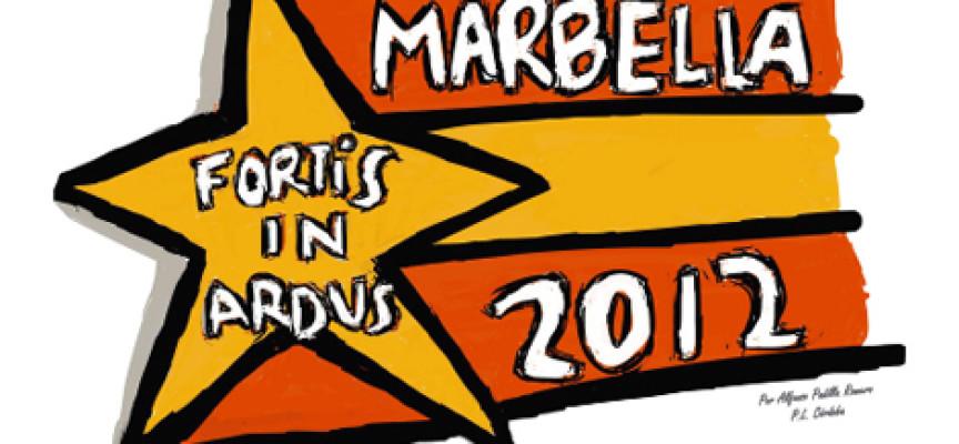 Marbella se prepara para el Campeonato de España Padel Forces para policías y bomberos
