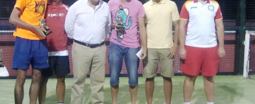 Villanueva del Trabuco se rinde al encanto del pádel tras el éxito de su primer gran torneo