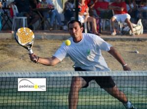 David Beltramo padel 2 masculina torneo benefico colegio los olivos octubre 2012