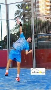 Lauti del Negro Pádel Torneo Akkeron Los Boliches 2012 2ª masculina