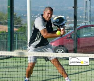 Fran Tobaria ok padel 1 masculina torneo otoño invierno 2012 capellania