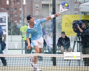 Gonzalo Rubio padel 1 masculina torneo kokun jarana torremolinos octubre 2012