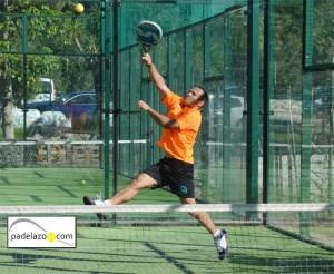 Pablo B 2 padel 4 masculina Torneo Cooperacion Honduras Lew Hoad Octubre 2012