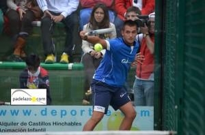 fran cepero final masculina campeonato andalucia padel absoluto 2012 el candado