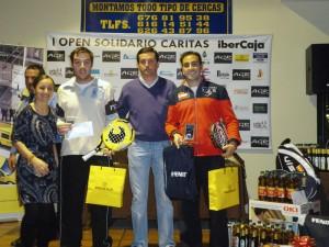 joni aguilar y javier limones campeones i open padel benefico caritas matagrande antequera 2011