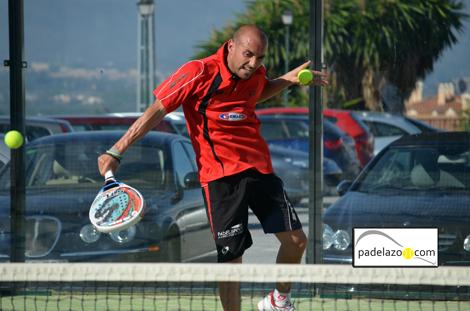 Sergio Beracierto padel 1 masculina torneo otoño invierno 2012 capellania