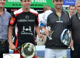 Paquito Navarro y Jordi Muñoz: The Spanish Power apunta ya al World Pádel Tour 2013