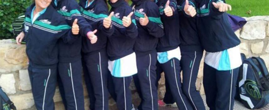La selección femenina de Andalucía destrona a Madrid para coronarse en el Campeonato de España de Pádel por Autonomías