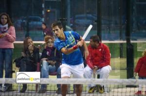 Javi Bravo 1ª masculina Torneo Paneque El Consul octubre 2012