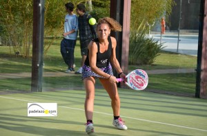 Sandra Montilla 2 padel 3 femenina torneo thb reserva higueron noviembre 2012