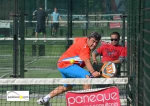 Víctor López 3 padel 1 masculina II Torneo Paneque El Cónsul Octubre 2012
