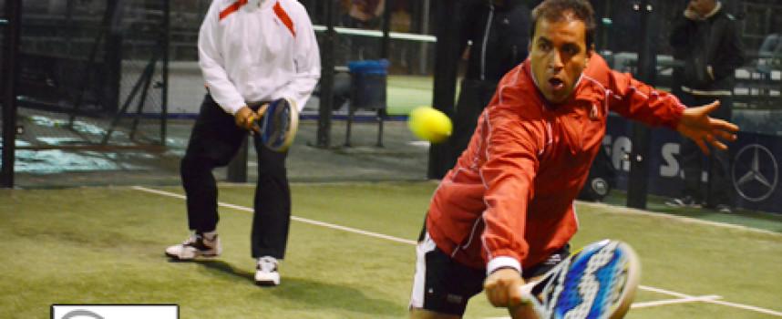 José Marmolejo y Tony Fernández extienden su dominio al Torneo de Pádel Aniversario del Racket Club Fuengirola