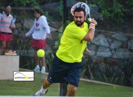 Jesús Marquet y Marco Musso remontan hacia la victoria en el Torneo de Pádel THB Reserva del Higuerón