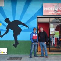 Padel Ground, la nueva tienda de Málaga que pone el pádel a los pies de su clientela