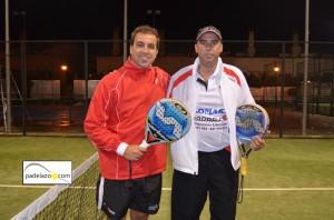 tony fernandez y jose marmolejo cronica final 2 masculina torneo padel aniversario racket club fuengirola noviembre 2012