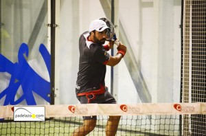 Jesus Marquet final 1 masculina torneo padel aguinaldo ocean padel diciembre 2012
