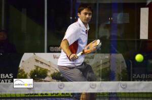 Willy Ruiz final 1 masculina Open Padel Ground Pinos del Limonar diciembre 2012