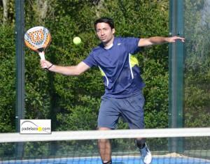 Willy Ruiz final 1 masculina padel open benefico caritas club matagrande antequera diciembre 2012