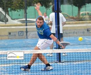 Alvaro de la Torre 2 padel 2 masculina torneo valssport axarquia noviembre 2012