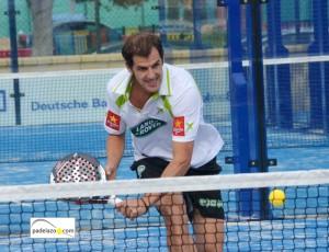 Juan Martin Diaz 9 clinic torneo valssport axarquia noviembre 2012