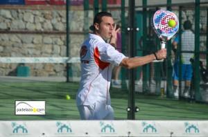 Luis Perez 2 padel 4 masculina torneo propadel events los caballeros diciembre 2012