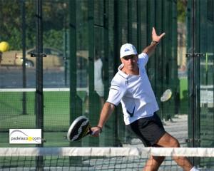 Nacho Garcia 3 padel 3 masculina torneo onda cero el consul diciembre 2012