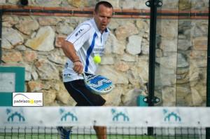Pablo B 2 padel 3 masculina torneo propadel events los caballeros diciembre 2012