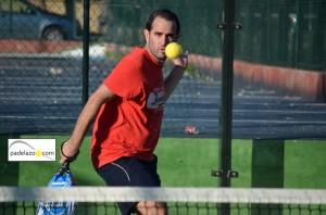 Pepe Fortes 4 padel 4 masculina torneo onda cero el consul diciembre 2012