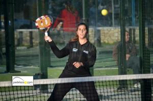 Tatiana Molina 2 padel 3 femenina torneo onda cero el consul diciembre 2012