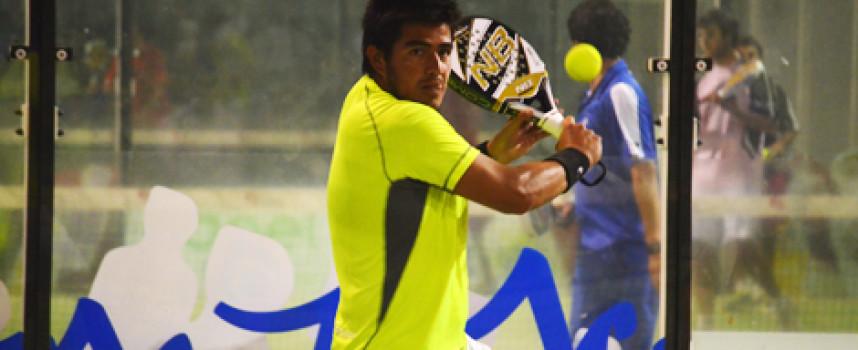 Cayetano Rocafort y Gabo Loredo se llevan el aguinaldo en el último torneo de 2012 en Ocean Pádel