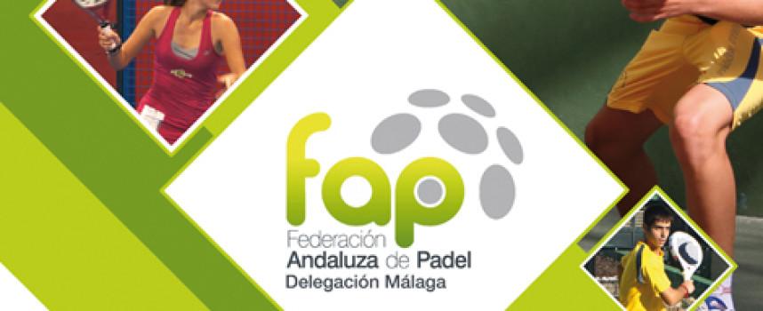 La FAP convoca al futuro del pádel de Málaga en el club Reserva del Higuerón