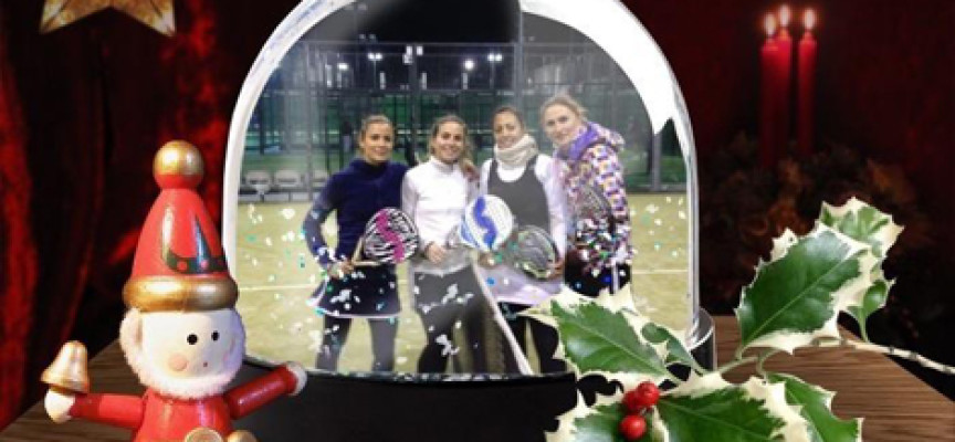 La Liga Femenina Padelazo se pone a cien de cara a 2013