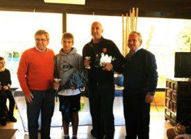 El pádel más familiar brilla en el Torneo Padres e Hijos del club El Candado