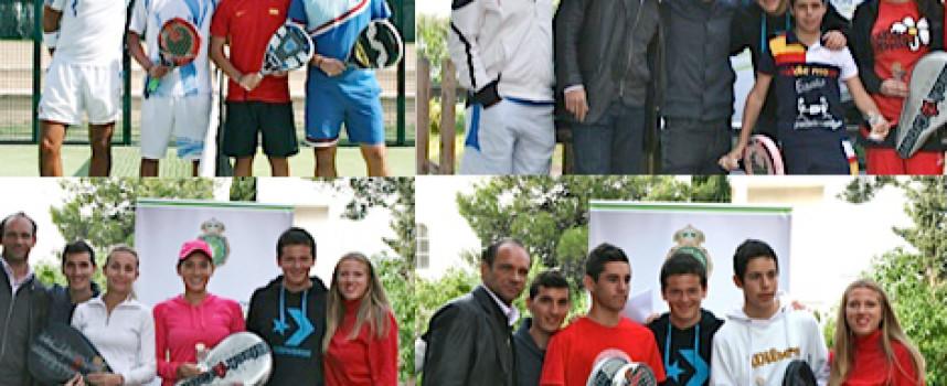 El Torneo Scream Padel Casamar roza el centenar de parejas en Marbella