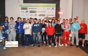 campeones torneo hotel club aladin padel n sport estepona enero 2013