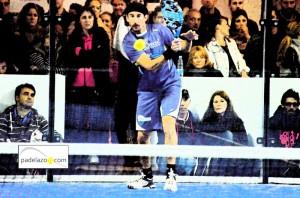 guille demianiuk final 1 masculina torneo hotel club aladin padel n sport estepona enero 2013