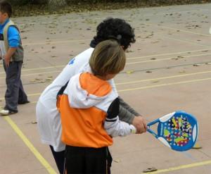 jornada todos jugamos padel adaptado discapacidad torrox diciembre 2012